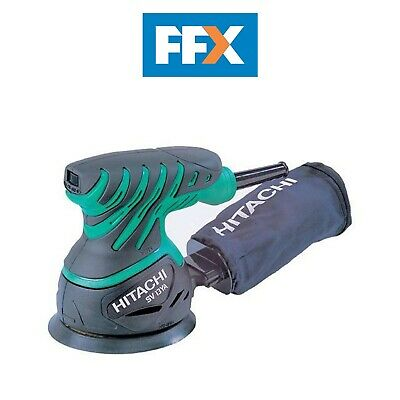 Hitachi SV13YA/J2 125mm Random Orbital Palm Sander 110v