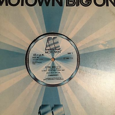 """Commodores 12"""" Vinyl single -Flying High"""