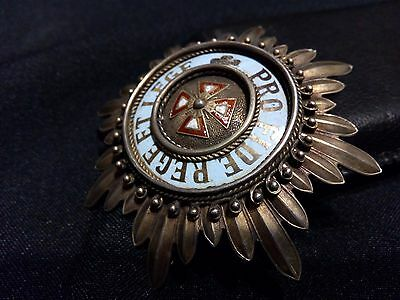 Star of the Order of the White eagle of Russia