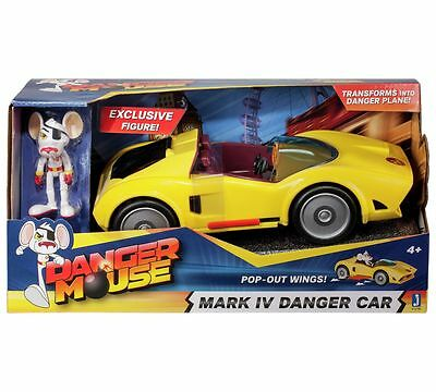 Danger Mouse  Mark IV Danger Car  BNIB