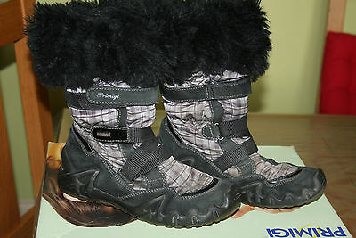 BOTTES PRIMIGI GORE TEX fille pointure 36 BE