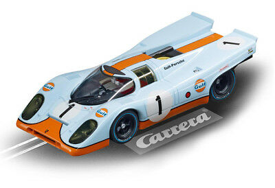 "Carrera 30749 Digital 132 Porsche 917K ""J.W. Automotive Engineering, No.01"" NEU"