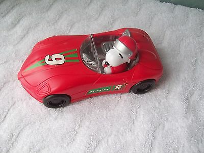 Snoopy Race Car Galerie Ufs Candy Holder , Red # 9
