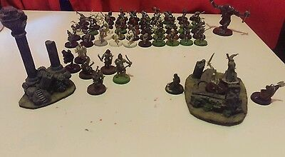 Lord of the Rings Warhammer Battle of Amon Hen with Goblin Army