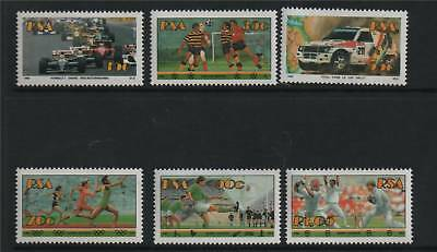 South Africa 1992 Sports SG 760/5 MNH