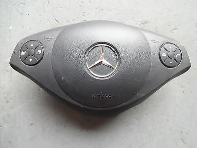 2010- 2013 Mercedes W639 Vito Viano steering wheel airbag A63986025029