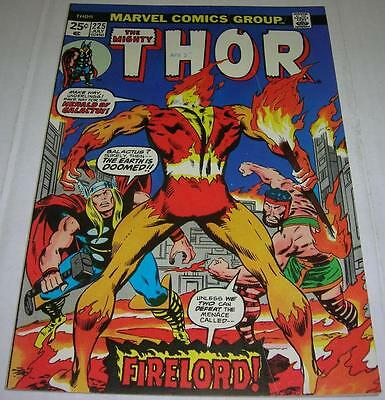 THOR #225 (Marvel Comics 1974) 1st appearance of FIRELORD (FN/VF)