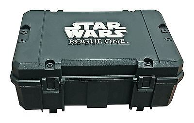Star Wars Rogue One Trading Cards Collectors Case Brand New Childrens Trading