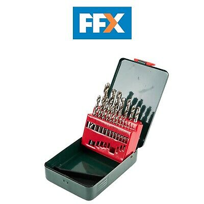 Metabo 627153000 HSS-G Metal Drill Bit Set 19pc