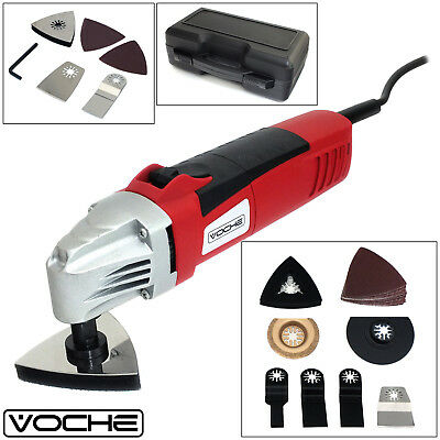 Voche® 260W Multi Function Oscillating Combi Power Tool + 38Pc Accessory Set