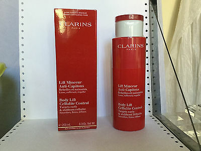 CLARINS Soin Corps  Lift Minceur Anti-Capitons 200ml neuf sous blister
