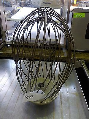 Hobart A20D ~ 20QT Quart Wire Whip Whisk Genuine Used