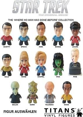 Star Trek Titans -  Where No Man Has Gone Before Collection - Figur Auswählen