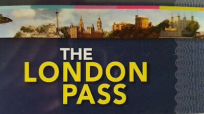 London Pass® 2 Day Ticket, Adult Holiday Break Weekend Trip