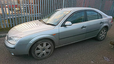 Ford Mondeo Mk3 Zetec 2.0 Tdci Diesel 5 Speed Automatic Gearbox 2000-2007