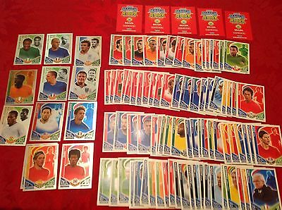 topps match attax trading cards. World Cup 2010.