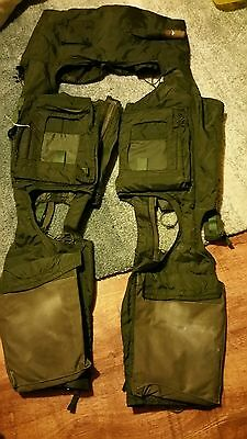 RAF ANTI G MK4 Flying Trousers XL ( Coveralls Aircrew Flyers Pilot Fast Jet