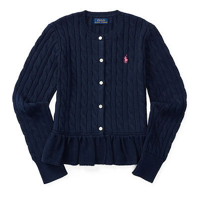 Ralph Lauren Girls (Kids) Cardigan /Jumper BNWT