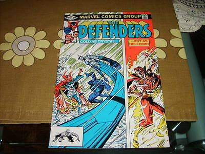 Marvel Comics Group The Defenders Vol 1 #105 March 1982