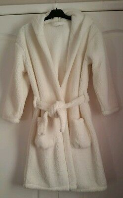 Girls dressing gown by next age 11-12