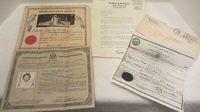 New Jersey Historical Papers Merinda Celestina McPherson 1964 Citizenship MORE