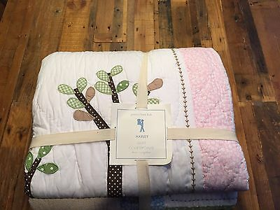 Pottery Barn Kids Hayley Patchwork Quilt Twin