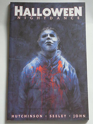 Halloween Nightdance Hutchinson DDP TOP! Comic