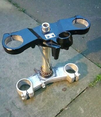 zx6r 2003 2004 b1h top and bottom yokes