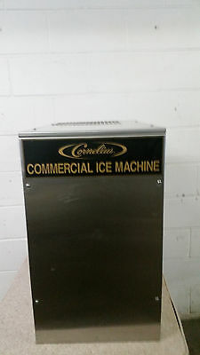 Cornelius Commercial Ice Machine WCC500-A 400 LB Nugget Tested 115 Volt