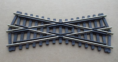 Peco HO/OO scale Streamline Insulfrog SL-93XX Small Short Crossing Track NOS