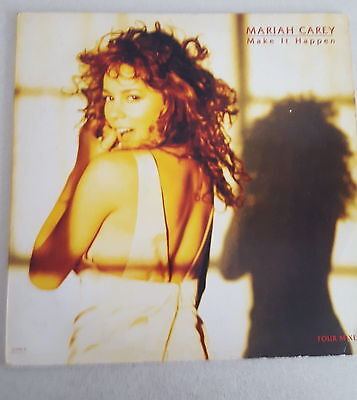 Mariah Carey - Make It Happen (4 mixes)