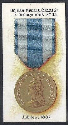 Taddy-British Medals & Decorations (Steel Back)-#35- Quality Card!!!
