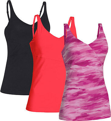 Under Armour Womens Perfect Wrapped Tank Top