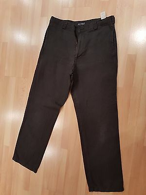 Mens Armani Jeans Chino Trousers