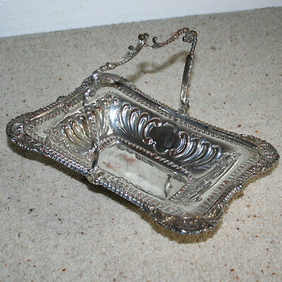 Epns Small Serving Tray / Dish