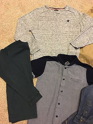 Next, Firetrap And George Boys Bundle Of Clothes Age 8-9 Years