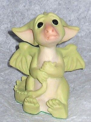 Collectible World Pocket Dragon * I DIDNT MEAN TO - PLUS FREE GIFT * MINT COND