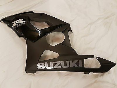 suzuki gsxr 1000 k5 k6 main fairing panel,left side.