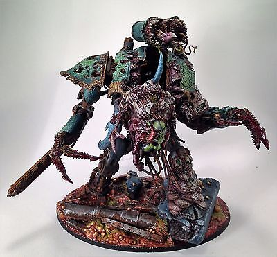 Warhammer 40k IK imperial knight Nurgle pro painted chaos