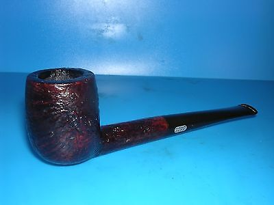 Smoking Pipe Rare ROPP Super Luxe Straight Pot Estate Pipe