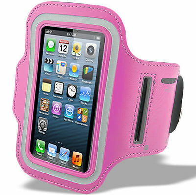 Sports Running Jogging Gym Armband Arm Band Case Cover Holder for iPhone