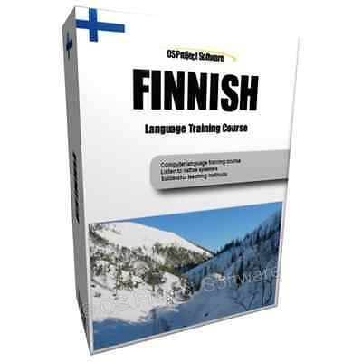 Learn to Speak FINNISH - Complete Language Text and Audio Training Course