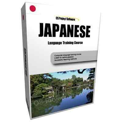 Learn to Speak JAPANESE - Complete Language Text and Audio Training Course