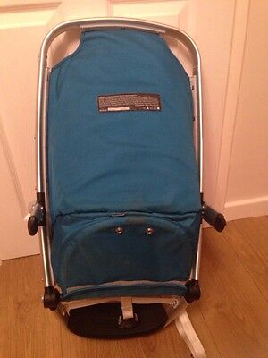 Quinny Buzz Replacement seat unit Blue