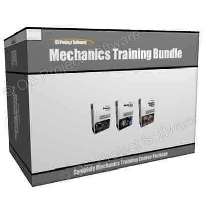BUNDLE - Mechanic Auto Car Learning Skills Equipment Training Course