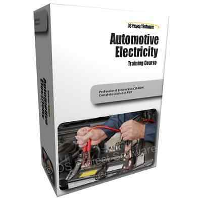 Automotive Electricity Electrician Learning Skills Equipment Training Course