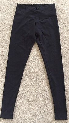 GIRLS Black JO + JAX Yoga Dance PANTS PETITE Small