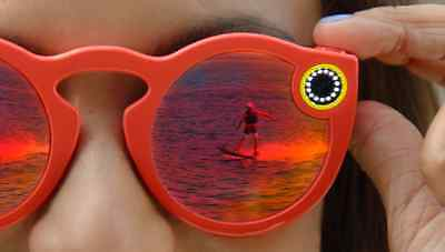 Snapchat Spectacles CORAL Glasses New Unopened US Expedited Shipping & Worldwide