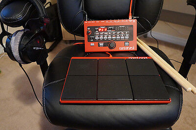 Nord Drum 2 con Nord Pad