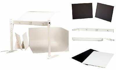 MyStudio MS20PRO Professional Table Top Photo Studio Lightbox Kit with 5000K for